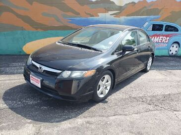 2007_Honda_Civic_EX Sedan AT_ Saint Joseph MO
