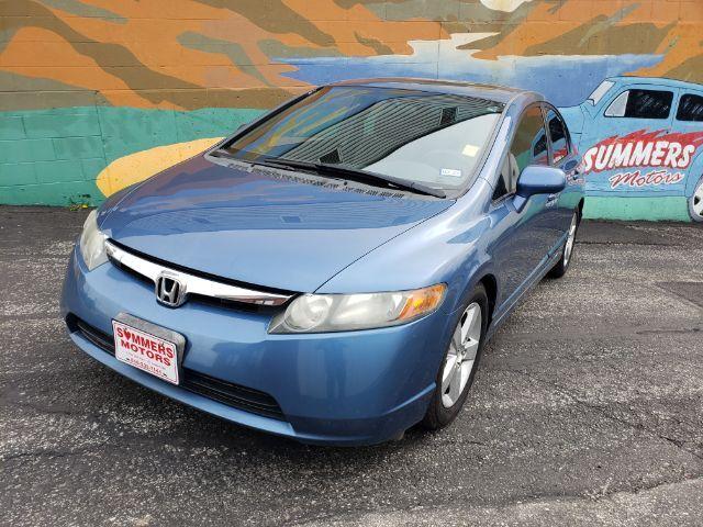 2007 Honda Civic EX Sedan AT Saint Joseph MO