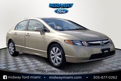 2007_Honda_Civic_LX_ Miami FL