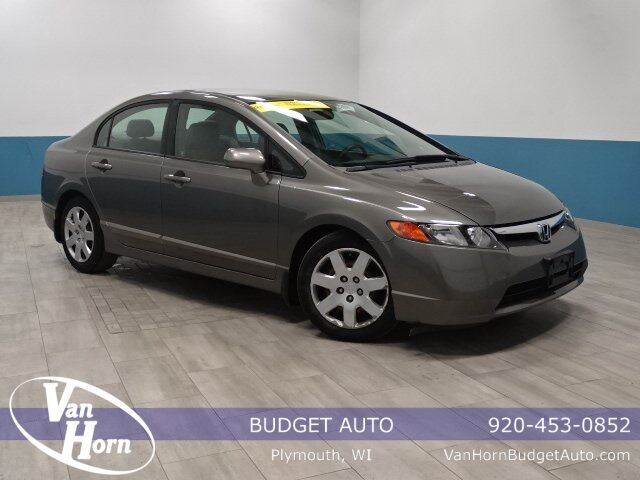 2007 Honda Civic LX Plymouth WI