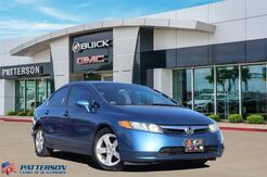 2007_Honda_Civic Sdn_EX_ Wichita Falls TX