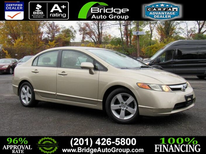 2007 Honda Civic Sdn EX Berlin NJ