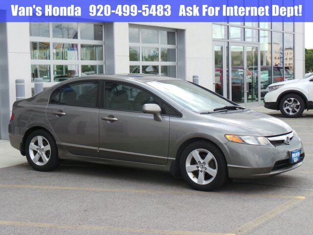2007 Honda Civic Sdn EX Green Bay WI