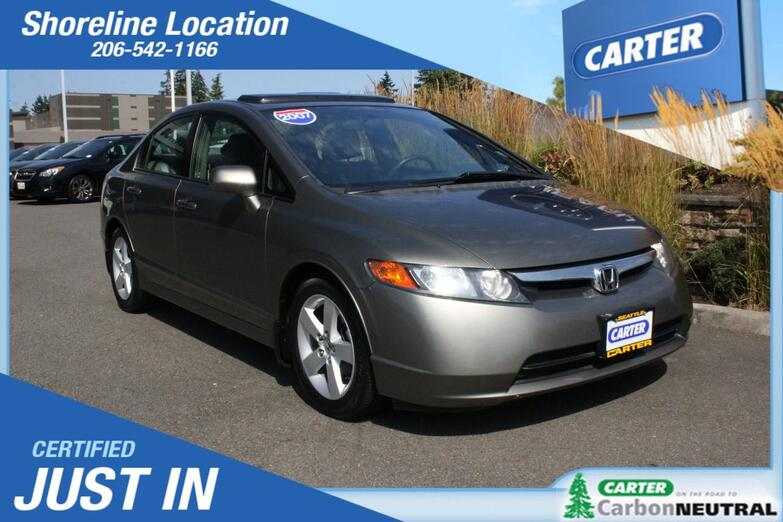 2007 Honda Civic Sdn EX Seattle WA