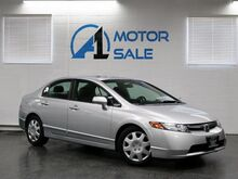 2007_Honda_Civic Sdn_LX 1 Owner 5-Spd_ Schaumburg IL