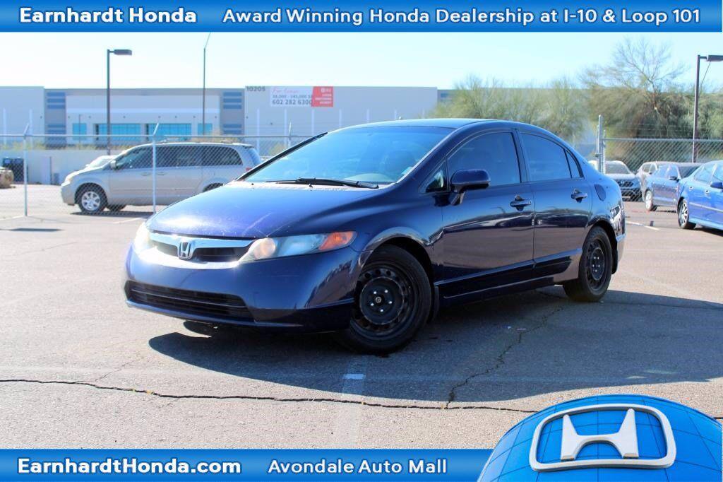 2007 Honda Civic Sdn LX Avondale AZ