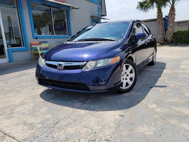 2007 Honda Civic Sdn LX Jacksonville FL