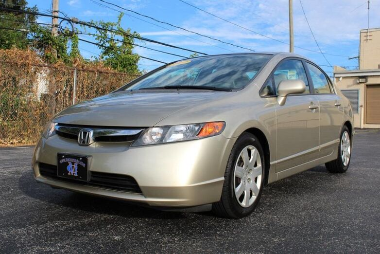 2007 Honda Civic Sdn LX New Castle DE