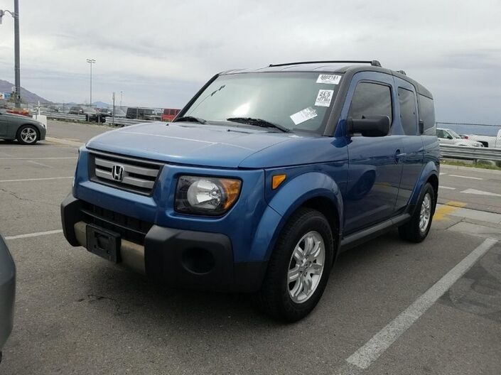 2007 Honda Element 4WD EX Bend OR