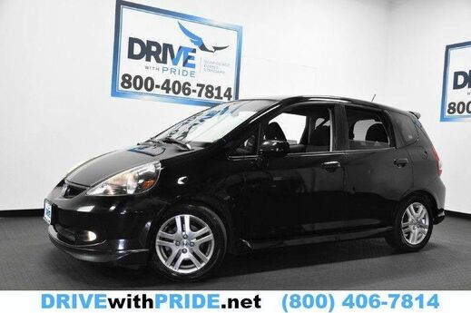 2007 Honda Fit SPORT AUTOMATIC KEYLESS ENTRY POWER ACCESSORIES ALLOYS Houston TX