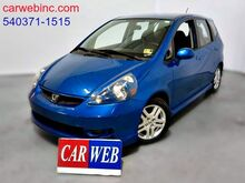 2007_Honda_Fit_Sport 5-Speed MT_ Fredricksburg VA