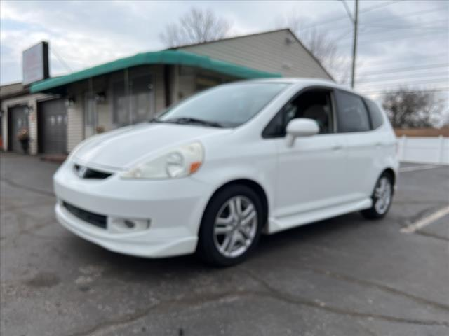 2007 Honda Fit Sport Indianapolis IN