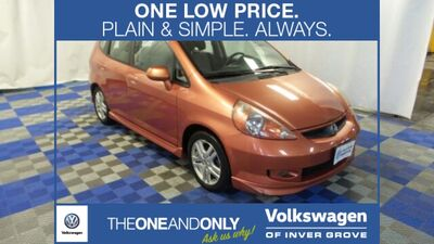 2007_Honda_Fit_Sport_ Inver Grove Heights MN