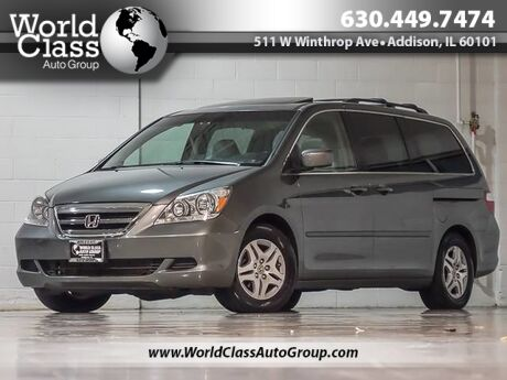 2007 Honda Odyssey EX-L * NAVIGATION * REAR ENTERTAINMENT LCD * ONE OWNER * Chicago IL