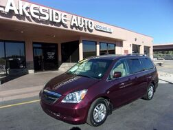 2007_Honda_Odyssey_EX-L_ Colorado Springs CO