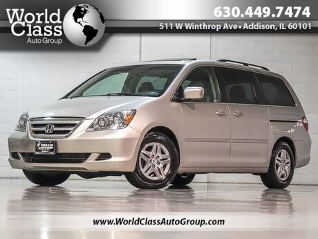 2007 Honda Odyssey EX-L LEATHER SUNROOF Chicago IL