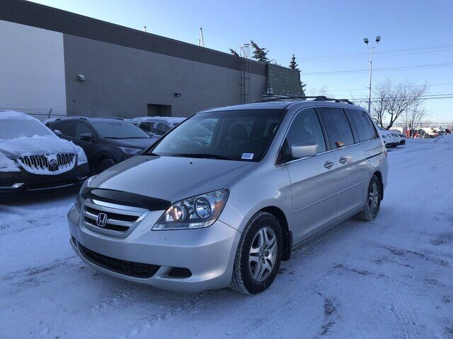 2007 Honda Odyssey EX-L w/Rear Entertainment System Calgary AB