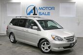 2007 Honda Odyssey Touring 1 Owner Navi Rear TV