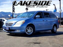 2007_Honda_Odyssey_Touring w/DVD_ Colorado Springs CO