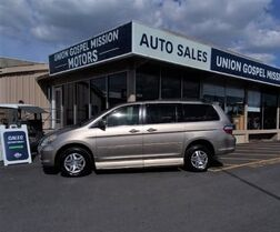 2007_Honda_Odyssey Wheel Chair Van_EX_ Spokane Valley WA