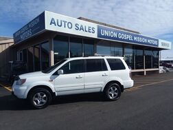 2007_Honda_Pilot_EX-L 4WD AT_ Spokane Valley WA