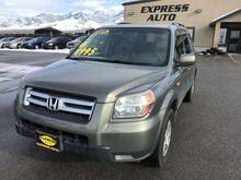 2007_Honda_Pilot_EX-L_ North Logan UT