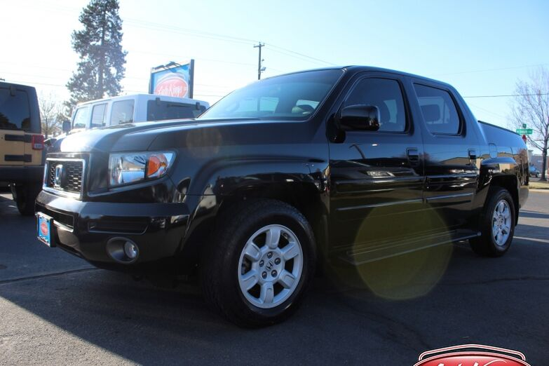 2007 Honda Ridgeline 4WD Crew Cab RTL w/Leather Bend OR