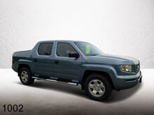 2007_Honda_Ridgeline_RT_ Belleview FL