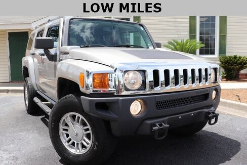 2007_Hummer_H3_Base_ Gainesville GA