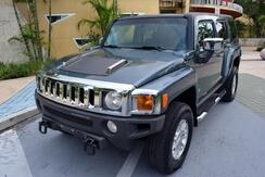 2007_Hummer_H3_Luxury_ Miami FL