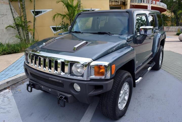 2007 Hummer H3 Luxury Miami FL