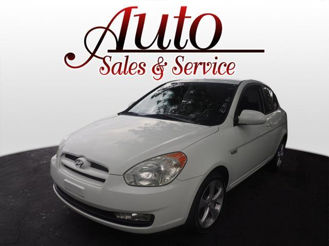 2007 Hyundai Accent  Indianapolis IN