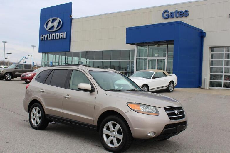 2007 Hyundai Santa Fe Limited-FWD w/Power Sunroof & Leath Lexington KY