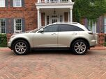 2007 INFINITI FX35 1-OWNER EXCELLENT CONDITION NEW JAGUAR LAND ROVER of DFW TRADE