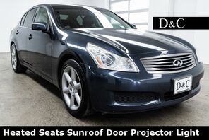 2007_INFINITI_G35_Journey Heated Seats Sunroof Door Projector Light_ Portland OR