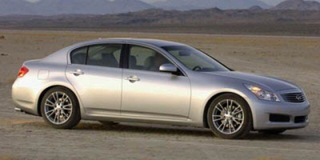 2007 INFINITI G35 Sedan 4DR SDN RWD AT Irvine CA