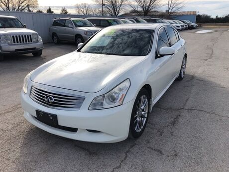 2007 INFINITI G35 Sedan Journey Gainesville TX