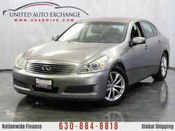 2007_INFINITI_G35 Sedan_Journey_ Addison IL