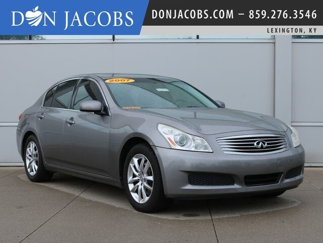 2007 INFINITI G35 X Lexington KY