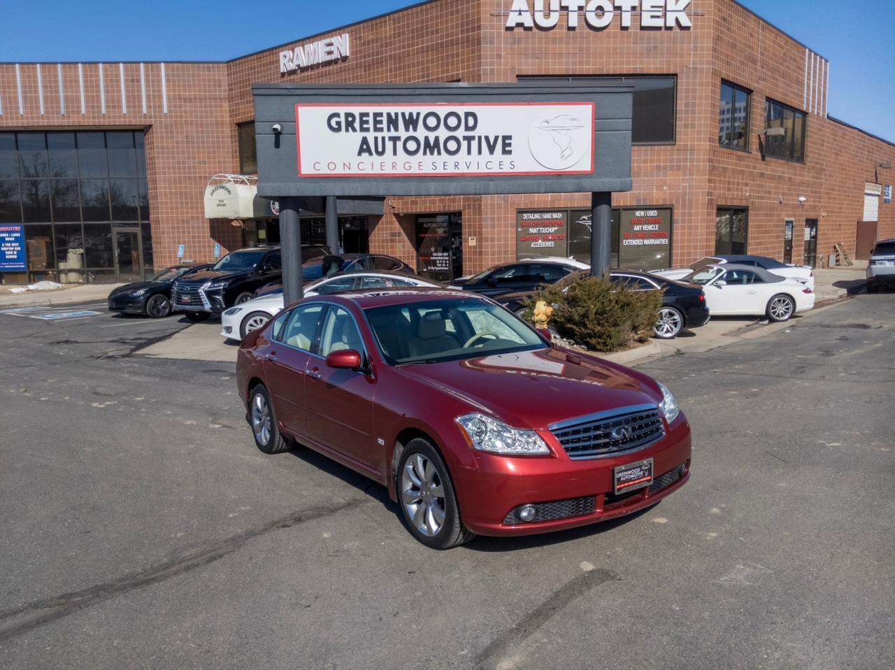 2007 INFINITI M35 x Greenwood Village CO