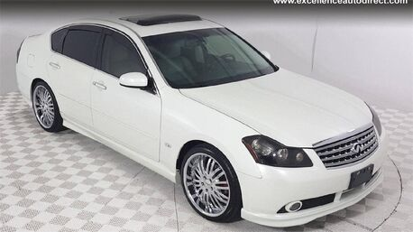 2007_INFINITI_M45_Sport TECH PKG,BUCKET SEATS,SUN,NAV,BCK-CAM,BLUETOOTH,CR_ Euless TX