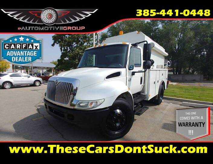 2007 INTERNATIONAL 4200UTILITYTRCK UTILITY TRUCK Sandy UT