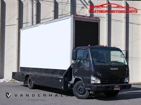 2007_Isuzu_NPR Sign Truck_IBT PWL_ Hickory Hills IL