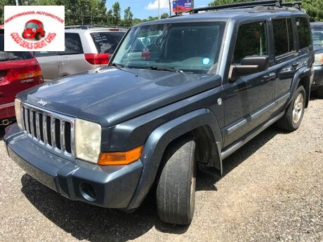 2007 JEEP COMMANDER SPORT Sport 4WD North Charleston SC