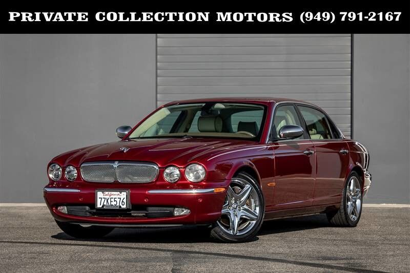 2007_Jaguar_XJ_Super V8_ Costa Mesa CA