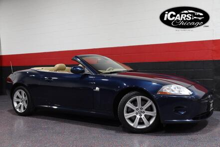 2007_Jaguar_XK_2dr Convertible_ Chicago IL