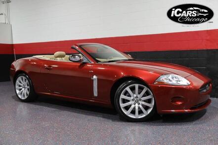 2007_Jaguar_XK_2dr Convertible_ Chicago IL