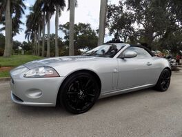 2007_Jaguar_XK_Base_ Hollywood FL