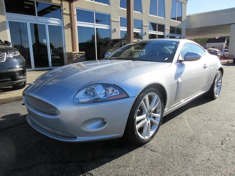 2007_Jaguar_XK_Base_ Warwick RI