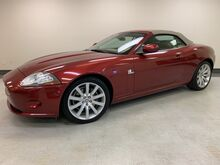 2007_Jaguar_XK Convertible low miles 31 kmi Luxury Package Navigation ,Active Cruise Clean Carfax_Convertible_ Addison TX